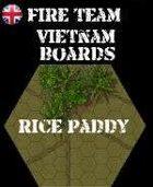 FIRE TEAM : VIETNAM Series 9 Rice Paddies