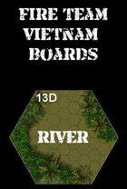 FIRE TEAM : VIETNAM Series 13 River