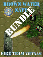 Brown Water Navy  Fire Team : Vietnam [BUNDLE]