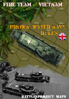 FIRE TEAM : VIETNAM  Brown Water Navy  English Rules