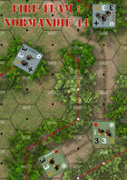Fire Team : Normandie 44  Boards pack 7