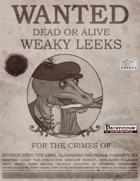 Iconic NPCs—Weaky Leeks
