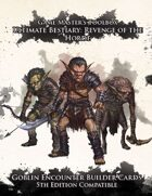 Ultimate Bestiary: Revenge of the Horde - Goblins Encounter Deck (5E)