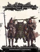 Ultimate Bestiary: Revenge of the Horde - Hobgoblins and Orcs Encounter Deck (PF)