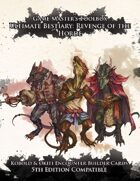 Ultimate Bestiary: Revenge of the Horde - Kobolds and Okiti Encounter Deck (5E)