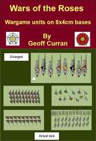 Wargame Armies : Wars of the Roses