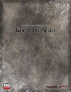 Lair of the Spider
