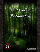 Wilderness Encounters