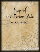 Map of Terion Vale