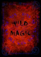 Wild Magic Cards