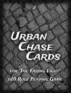 Urban Chase Cards