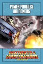 Mutants & Masterminds Power Profile #14: Air Powers