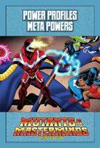 Mutants & Masterminds Power Profile #18: Meta Powers
