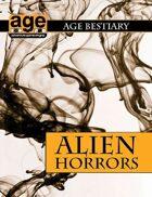 AGE Bestiary: Alien Horrors