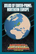 Mutants & Masterminds Atlas of Earth-Prime: Northern Europe