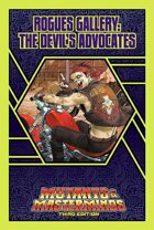 Mutants & Masterminds Rogues Gallery #13: Devil's Advocates