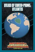 Mutants & Masterminds Atlas of Earth-Prime: Atlantis