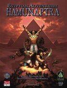 Egyptian Adventures - Hamunaptra