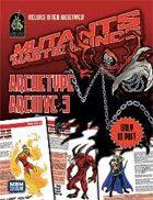 Mutants & Masterminds Archetype Archive 3