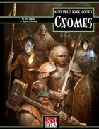 Advanced Race Codex: Gnomes (d20 3.5)