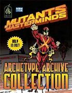 Mutants & Masterminds Archetype Archive Collection