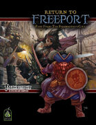 Return to Freeport, Part Four: The Freebooter's City