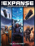 The Expanse RPG Quickstart