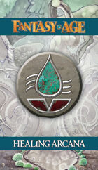 Fantasy AGE Spell Cards - Healing Arcana