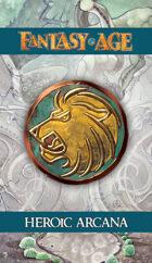 Fantasy AGE Spell Cards - Heroic Arcana
