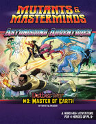 Astonishing Adventures - NetherWar 0: Master of Earth