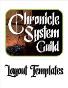 Chronicle System Guild Templates