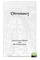 Vitrumancy