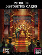 Disposition Cards