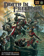 Death in Freeport 20th Anniversary Edition (Fantasy AGE)