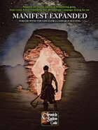 Manifest Expanded - A Ghullora Campaign Setting Supplement