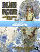 FREE PREVIEW: The Blue Rose Adventurer's Guide