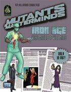 Iron Age:Vigilantes & Villains