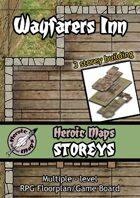 Heroic Maps - Storeys: Wayfarers Inn