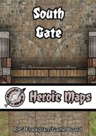 Heroic Maps: South Gate