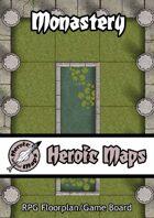 Heroic Maps: Monastery