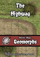 Heroic Maps - Geomorphs: Highway Core Set