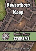 Heroic Maps - Storeys: Raventhorn Keep
