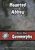 Heroic Maps - Geomorphs: Haunted Abbey