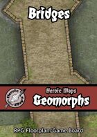 Heroic Maps - Geomorphs: Bridges