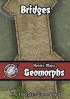 Heroic Maps - Geomorphs: Bridges