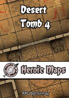 Heroic Maps - Desert Tomb 4