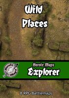 Heroic Maps - Explorer: Wild Places