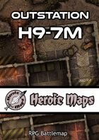 Heroic Maps - Outstation H9-7M