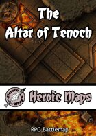 Heroic Maps - The Altar of Tenoch