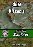Heroic Maps - Explorer: Wild Places 2